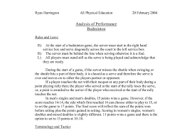 essay on badminton game best sports rules and regulations images essay badminton is my favourite game basketball