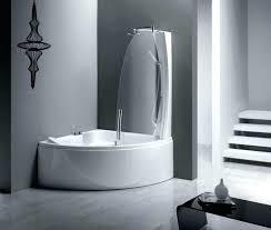 modern bathtub shower combo bathtubs combination corner ideas mo