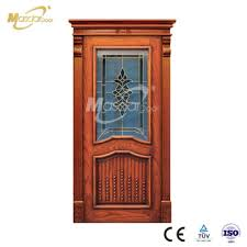 iso tuv ce exquisite swing design doors with glass panels