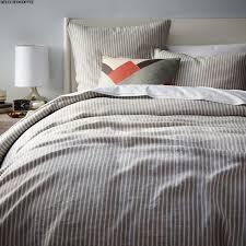 french linen duvet cover bedroom from the luxe company uk grey linen duvet