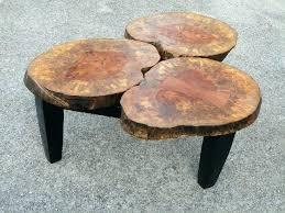 diy tree stump coffee table wood stump coffee table large tree stump coffee wood stump coffee