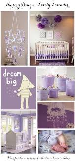 Lavender Nursery Best 25 Girl Nursery Purple Ideas Only On Pinterest Purple