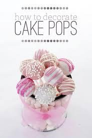 Cake Balls Decorating Ideas