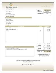 Receipt Form Doc Sample Invoice Doc And Receipt Form In Doc Printable Cash Receipt