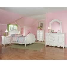 Adrian White Classic 6Piece Twin Bedroom Set