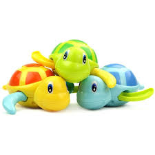 ssym fgzt set of 3 baby bath toys swimming tub bathtub cute swimming turtle toys floating wind up bath animal boys and girls for 1 year old to 3 year old