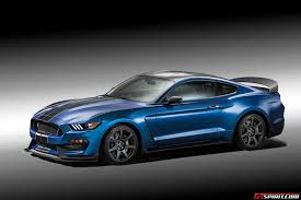 Ford Shelby Mustang GT350 and GT350R Mustang Ordering Guide Leaks ...