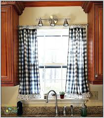plaid kitchen curtain plaid kitchen curtains fabulous red decorating with white and blue curtain home likeness
