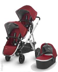 2019 UPPAbaby Vista Double Stroller