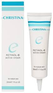 Christina Retinol E Active Cream <b>Активный крем с ретинолом</b> для ...