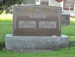 Kawisenhawe, Ositakehte, Rice | Kahnawake Catholic Cemetery | A Canadian  Family