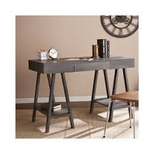 writing desks for home office. brilliant desks industrial writing desk mid century modern wood table home office furniture  gray throughout desks for f
