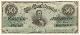 Confederate Money Value Chart The Whited Sepulchre Ron Paul The Fed Confederate Money