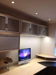 lights for office. office lighting using cool white lumilum strip lights for
