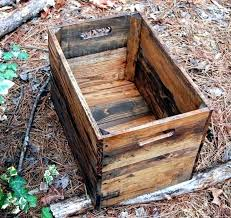 wood crate boxes for wooden pallets full size of wood crates hobby lobby vintage whole