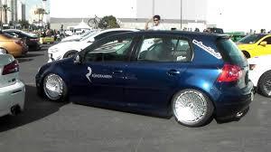 2008 VW Rabbit on 18