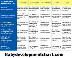 Full Hd Baby Milestone Chart First Year 2016 Hd Old