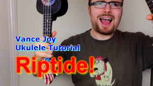 Riptide Strumming Pattern Best Riptide Vance Joy Ukulele Tutorial YouTube