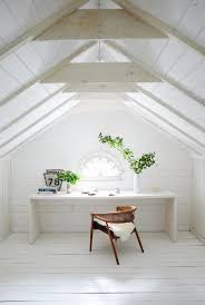white airy home office. Airy Farm House White Home Office E
