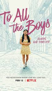 Here's my own sequel fanfic/romance to the netflix original movie: To All The Boys Always And Forever 2021 Imdb