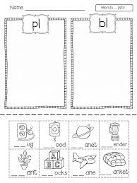 Best 25+ Consonant blends worksheets ideas on Pinterest | Blends ...