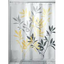 yellow and gray shower curtain ideas about yellow shower curtains on curtains shower curt yellow gray