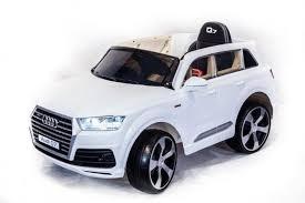 <b>Электромобиль Jiajia Audi Q7</b> S'Line, JJ2188 купить в интернет ...