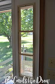 side window stenciling