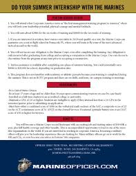internships united states marine corps pilot marine officer internship position senator galgiani