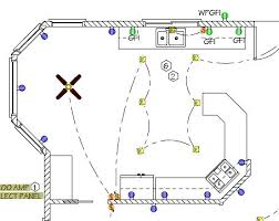 kitchen wiring diagram blueprint lt design final project kitchen wiring diagram blueprint