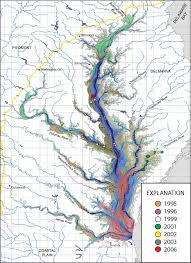 the chesapeake bay and its tributaries