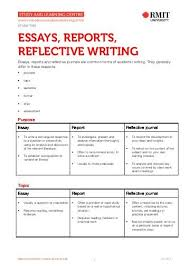 cover letter reflective essay assignment university of washington essays reports reflective writing