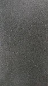 black granite leather finish