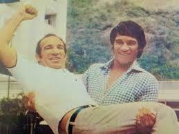 El día que Nicolino y Monzón terminaron a las trompadas - Diario El Sol.  Mendoza, Argentina.