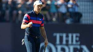 Jordan Spieth made history at The Open ...