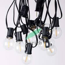 china led g40 outdoor string lights