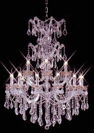 chandelier for girls room. Pink Crystal Chandelier Beautiful Pretty For Girls Room Homesfeed C