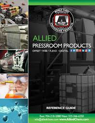 Allieds Product Reference Guide By Allied Pressroom