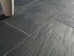 Brilliant Design Black Slate Floor Tiles Flooring Related Keywords
