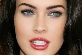 megan fox beauty eye makeup