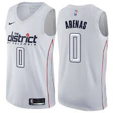 Men's White City Jerseys Arenas Authentic Design 0 Seiko Cup Free - Best Nike Wizards Basketball Edition Delivery Washington Jersey Gilbert Store Simple Jlt6288 eadaccadaebe|Jets, Ravens And Broncos Shorten Gaps