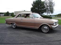 1964 Chevy Chevrolet Nova Two Door Hard Top Restored - YouTube