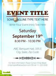 flyer word templates flyer templates word event flyer template word event flyer template