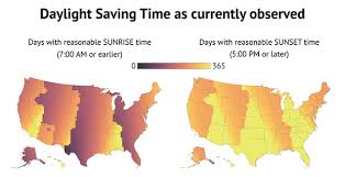 Heres How Daylight Saving Time Affects Your Part Of The