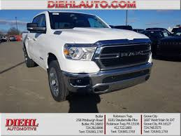 2019 Ram 1500 Big Horn/Lone Star 4X4 Truck For Sale Butler PA - D191132
