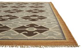 huge gift tribal area rug rugs wool living white amazing ideas pictorial navy