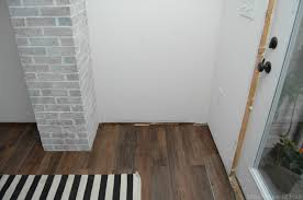 how to install vinyl plank flooring over plywood
