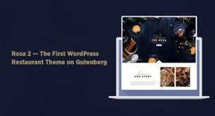 Wp Restaurant Themes Wordpress Themes Wpblog