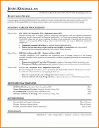 Registered Nurse Resume Template Word 2007 Best Of Nurse Free Resume