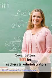 Best 25 Cover Letter Teacher Ideas On Pinterest Application